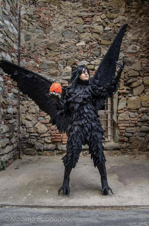 Eywen Cosplay Howl Demon 2