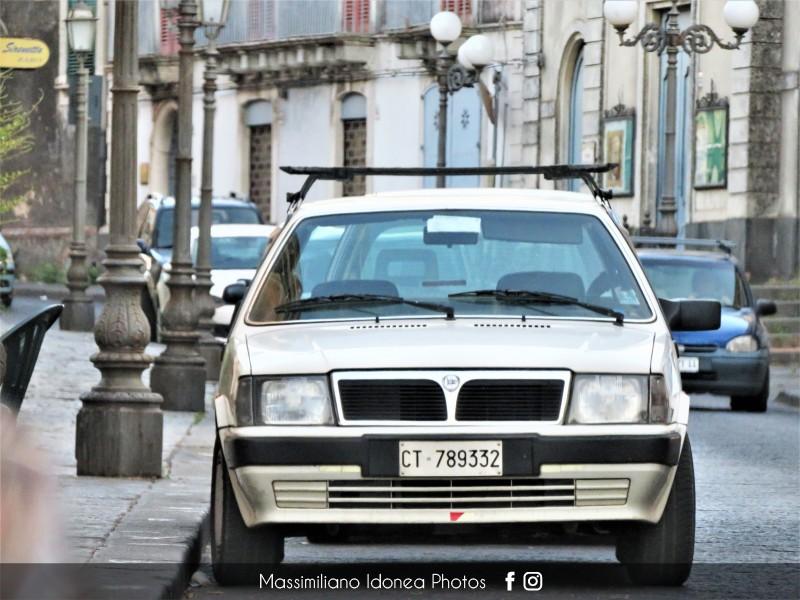 avvistamenti auto storiche - Pagina 31 Lancia-Prisma-1-3-78cv-87-CT789332-3