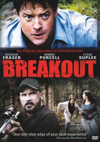 Trzebież / Breakout (2013) PL.WEB-DL.XviD-GR4PE | Lektor PL