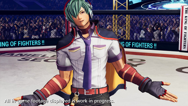 Topics tagged under snk on 紀由屋分享坊 The-King-of-Fighters-XV-2021-01-13-21-005