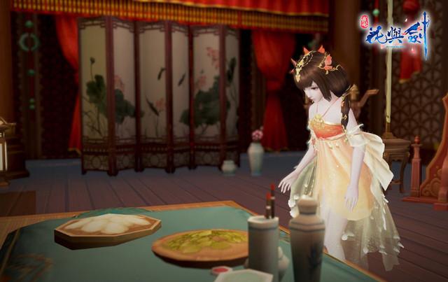 真正的情緣MMORPG《花與劍》浪漫公測 擁抱執子之手至死方休的愛戀 8