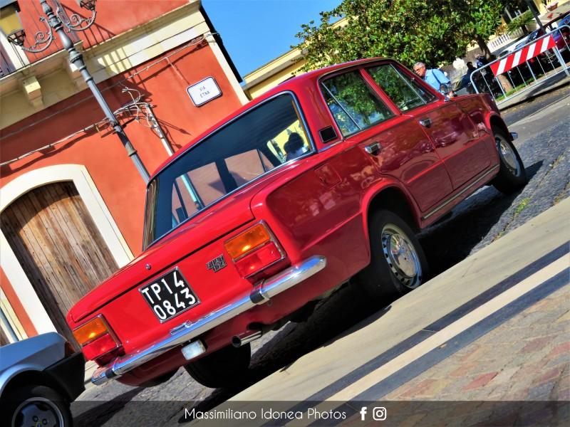 2019 - 9 Giugno - Raduno Auto d'epoca Città di Aci Bonaccorsi Fiat-124-1-2-65cv-74-TP140843-5