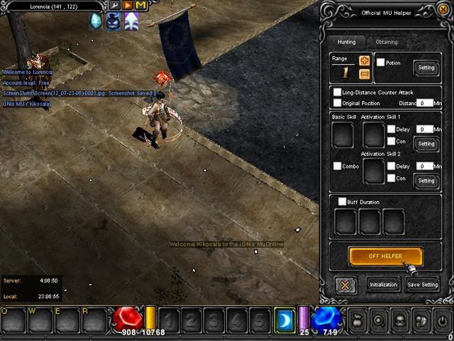 iGNis MU Online | S6 Ep3 | 10x | 30% | OffHelper OPEN 26DIC Screen-12-07-23-06-0001