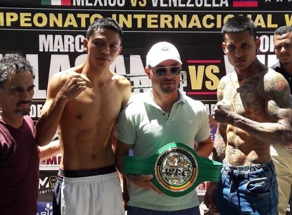 Boxeo WBC: Campeonato Internacional Superligero CMB - Villasana/Villa (2019)[HDTV 720p][Español][VS]