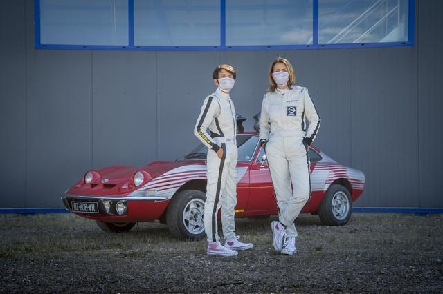 La DREAM #TeamOpel Tour Auto 2020 se prépare sur les routes du Rallye Vosges Grand Est ! Dream-Team-Opel-512371