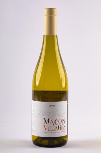 Domaine Jean Touzot, Macon Villages, Vin de Bourgogne 2019 750ml