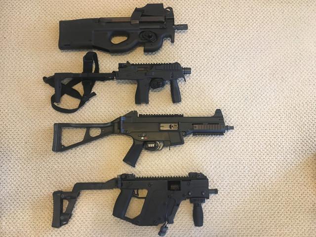 Sub-guns