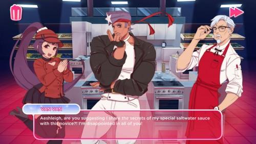 Wow !!! Restoran Cepat Saji KFC Merilis Sebuah Game Dating Simulator