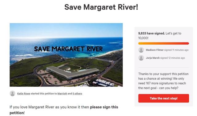 margaret-river-petition