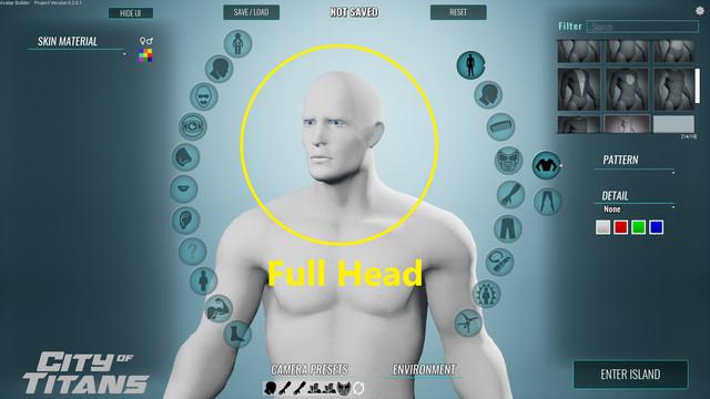 Full-Head