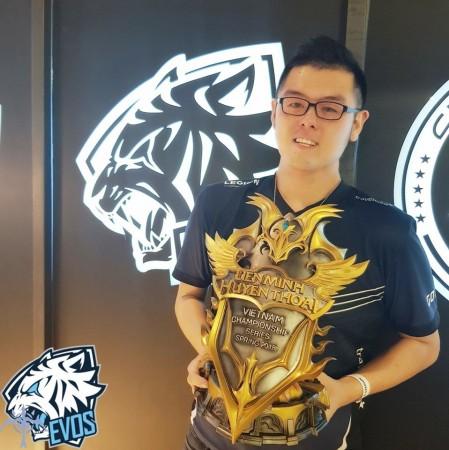 [COC eSports] EVOS eSports Divisi League of Legends Bercerita Soal Juaranya