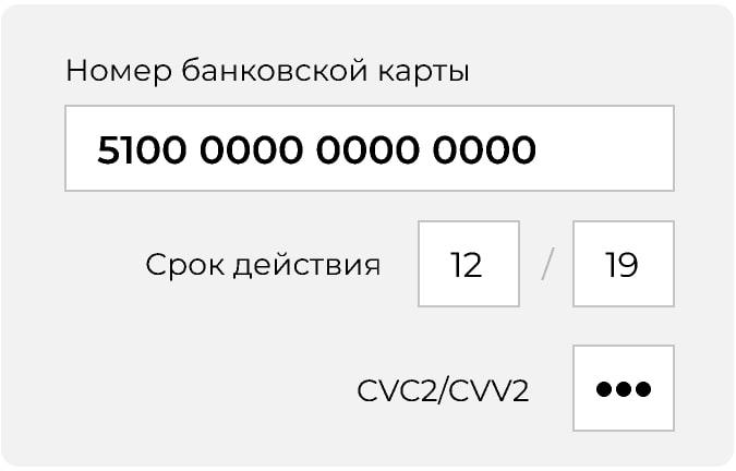 CVV-код і CVC-код: що таке і де їх використовують?