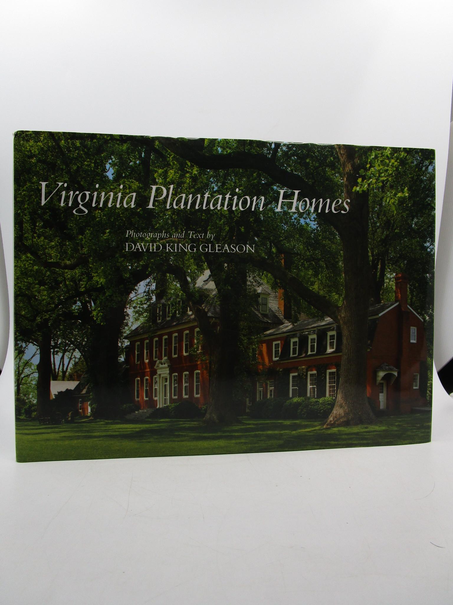 Image for Virginia Plantation Homes