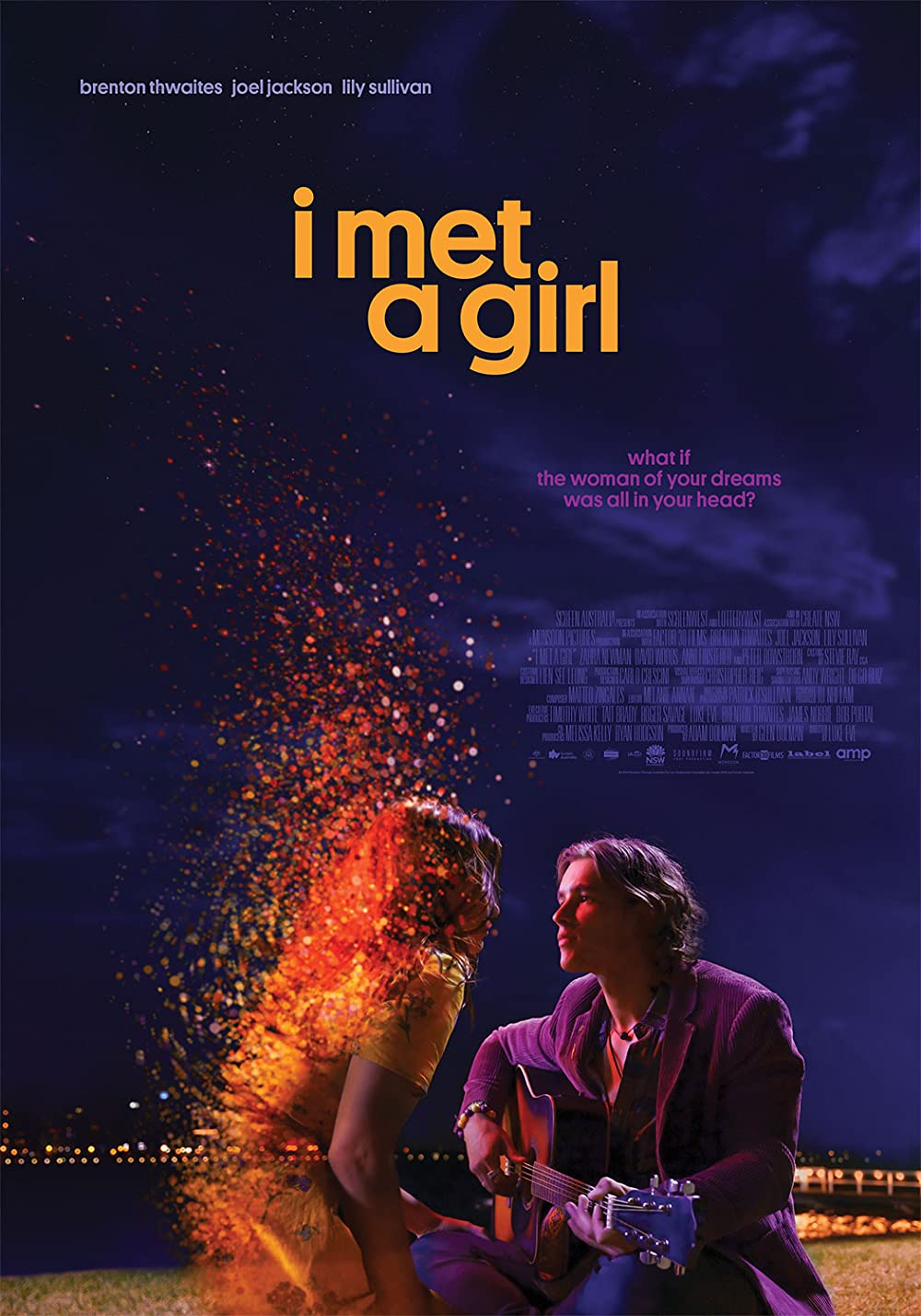 18+I Met a Girl (2020) English Movie 720p HDRip AAC