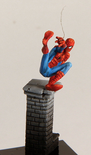 Spiderman (Knight Models 35mm) IMG-3353