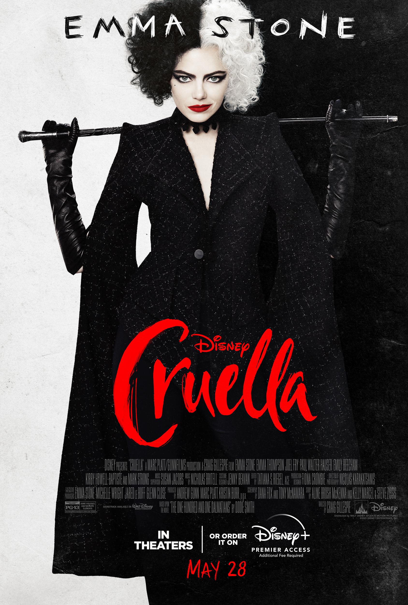 Cruella (2021) BluRay Remux | 1080p | 720p | BDRip HEVC HDR TrueHD Atmos 7.1 [TR-EN]