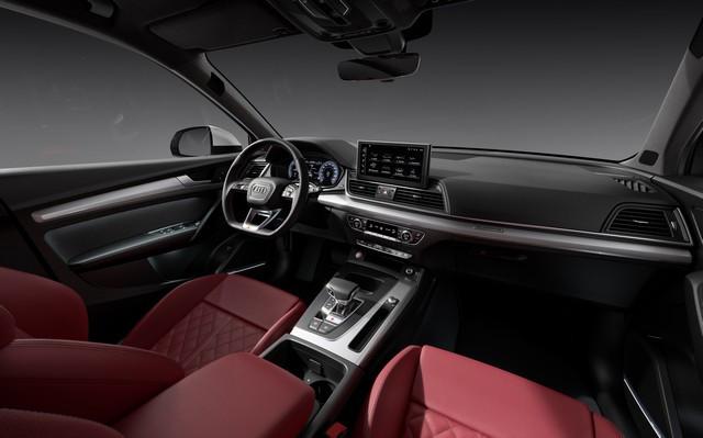 Sportivité, puissance et efficience : Audi présente la nouvelle génération de la SQ5 TDI A208364large