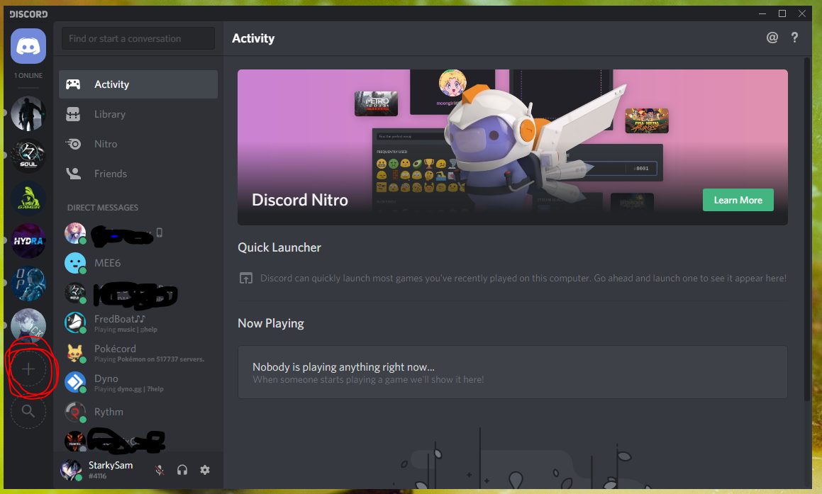How To Make A DISCORD Server (Step By Step)