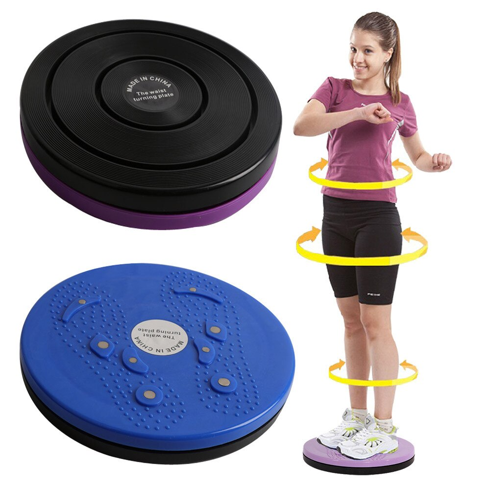 0-Waist-Torsion-Disc-Board-Aerobic-Exercise-Fitness-Reflexology-Magnets-Power-Hips-Fitness-Gym-Worko