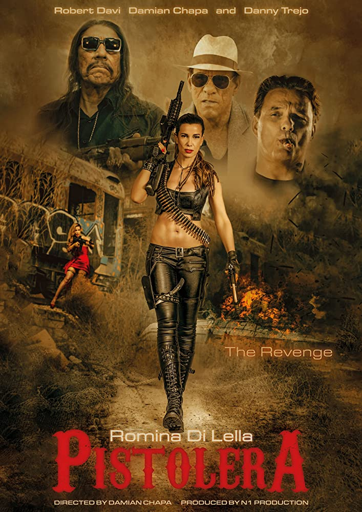 Pistolera 2020 English 720p HDRip 800MB | 300MB Download