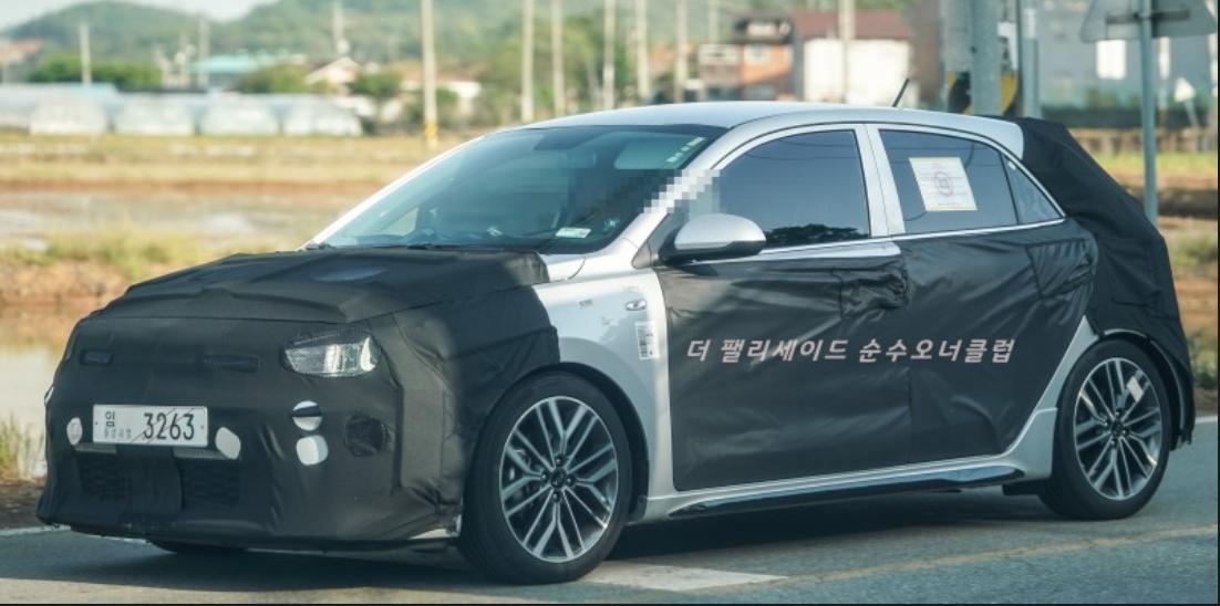 Kia Rio Facelift (2020) 31