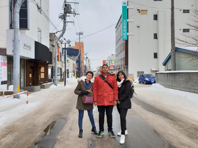 Winter di Hokkaido, Pulau Cantik di Utara Jepang