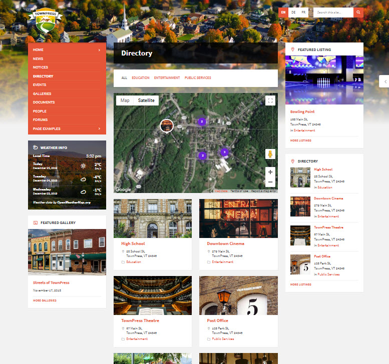 Town-Press-Review-DIRECTORY