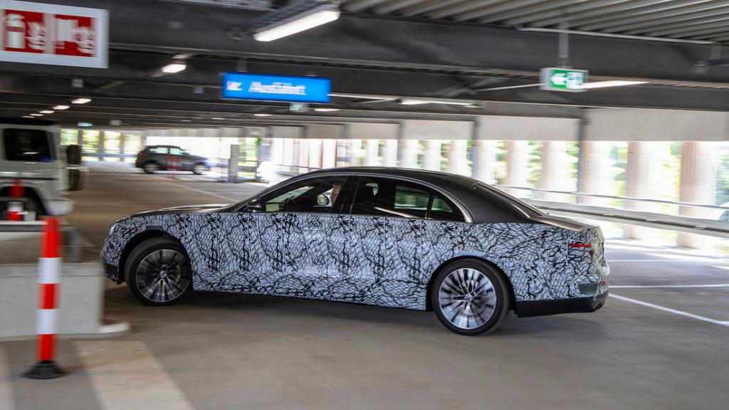 Mercedes-Benz Clase S (W223) 2020 38
