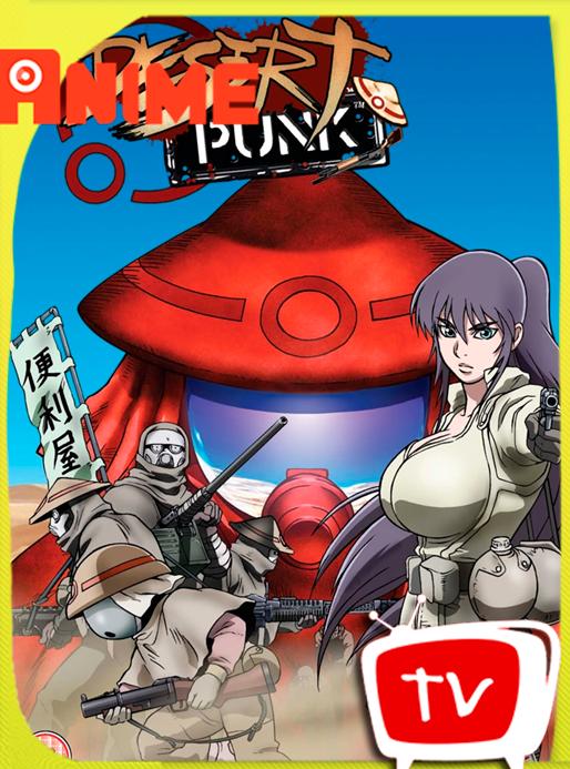 Desert Punk (Cast-Jap) 960p [GoogleDrive] JAMC2208