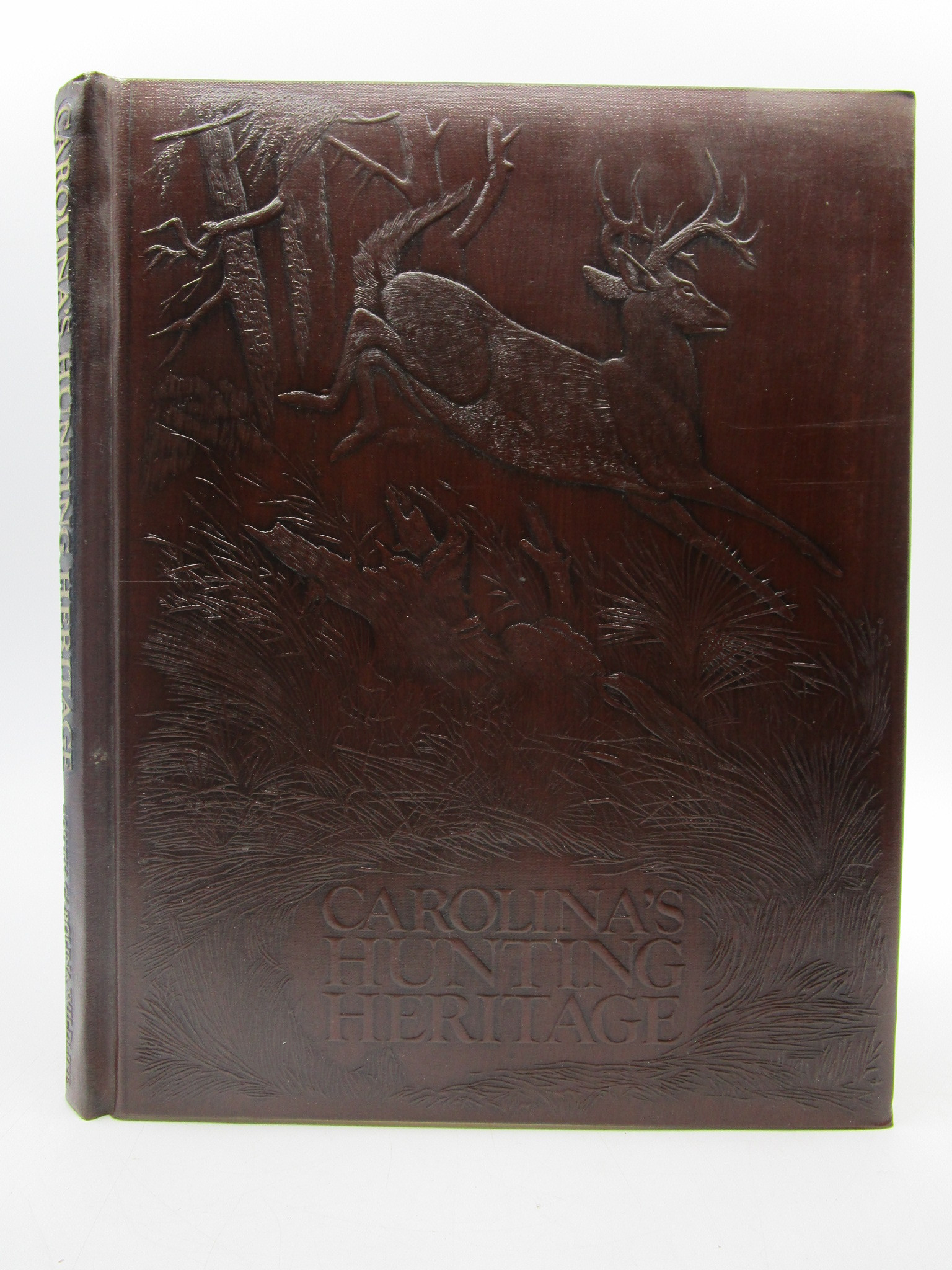Image for Carolina's Hunting Heritage (South Carolina Wildlife) First Edition