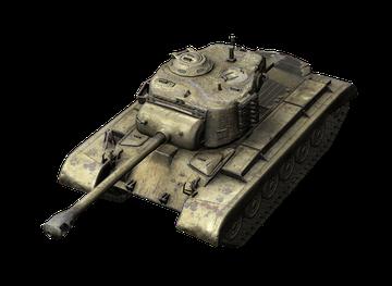 Премиум танк T26E5 World of Tanks Blitz