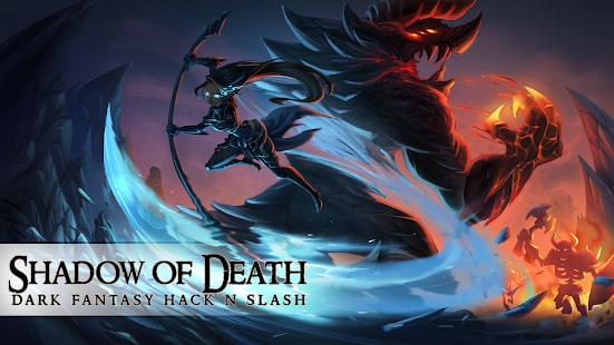 Shadow of Death: Darkness RPG – Fight Now! 1