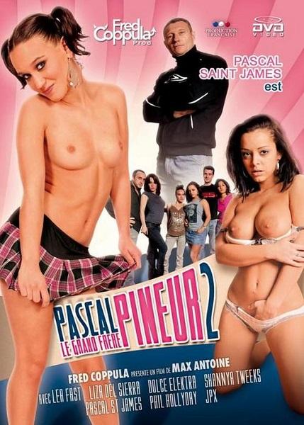 Паскаль трахарь-наставник 2  |  Pascal, le Grand Frère Pineur 2 (2010) DVDRip