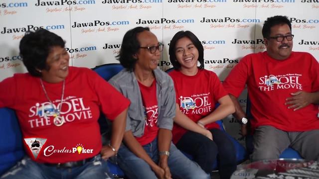 Rano Karno Tawari Mandra Tulis Sendiri Skenario Film 'MANDRA'