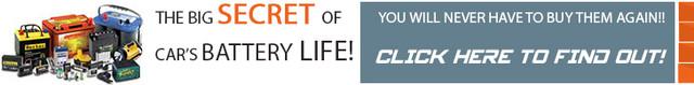Battery Life Secret