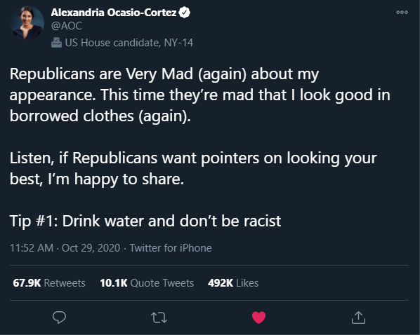 IMAGE(https://i.ibb.co/JdCxNTw/AOC-on-how-to-look-good.png)