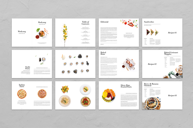 Cookbook All pages