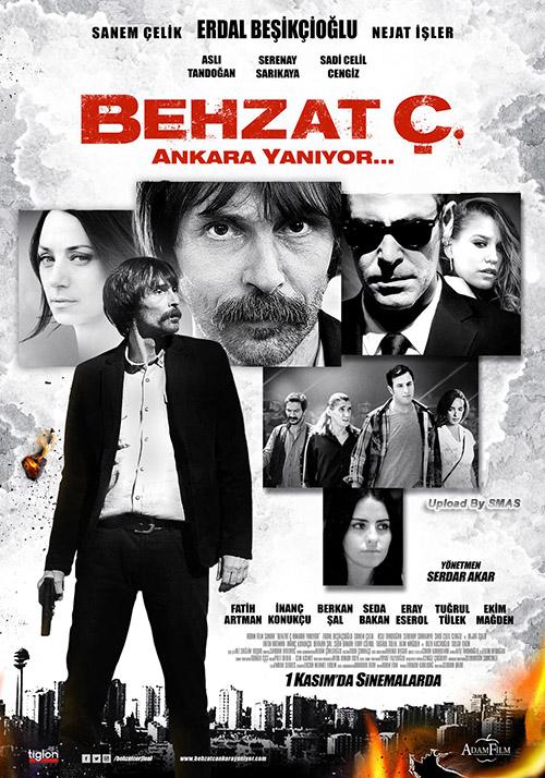 Behzat Ç: Ankara Yanıyor | 2013 | Yerli Film | 1080p | WEB-DL | Sansürsüz Tek Link