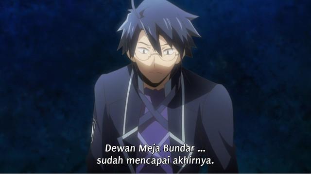 Log Horizon Season 3 Episode 1 Subtitle Indonesia