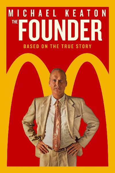 The Founder (2016) Hindi Dual 720p HDRip x264 500MB HEVC DL