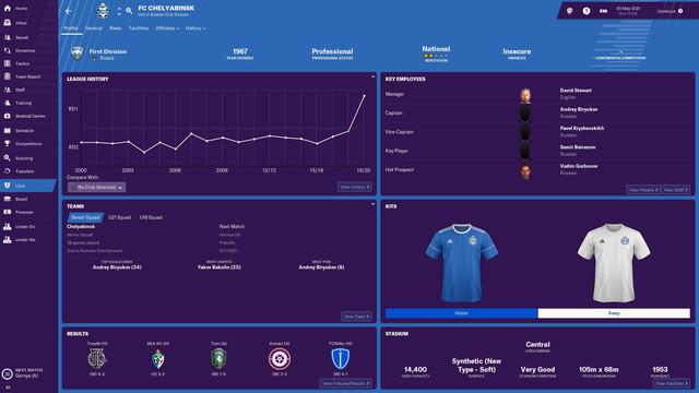 Club-Profile