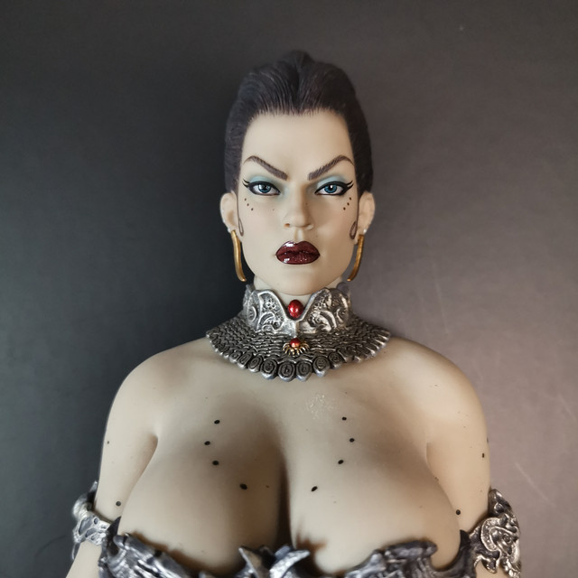sideshow - NEW PRODUCT: Tbleague x SIDESHOW New: 1/6 Court of the Dead: Gethsemoni The Dead Queen action figure (PL2019-147) 10