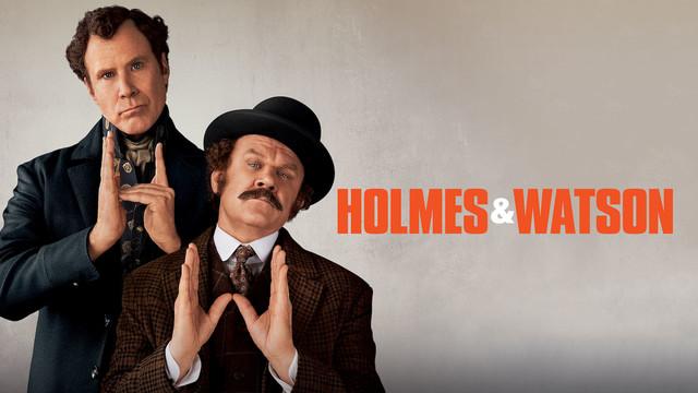 Holmes and Watson (2018) 1080p NF WEB-DL DDP5.1 H.264 DUAL Türkçe Dublaj