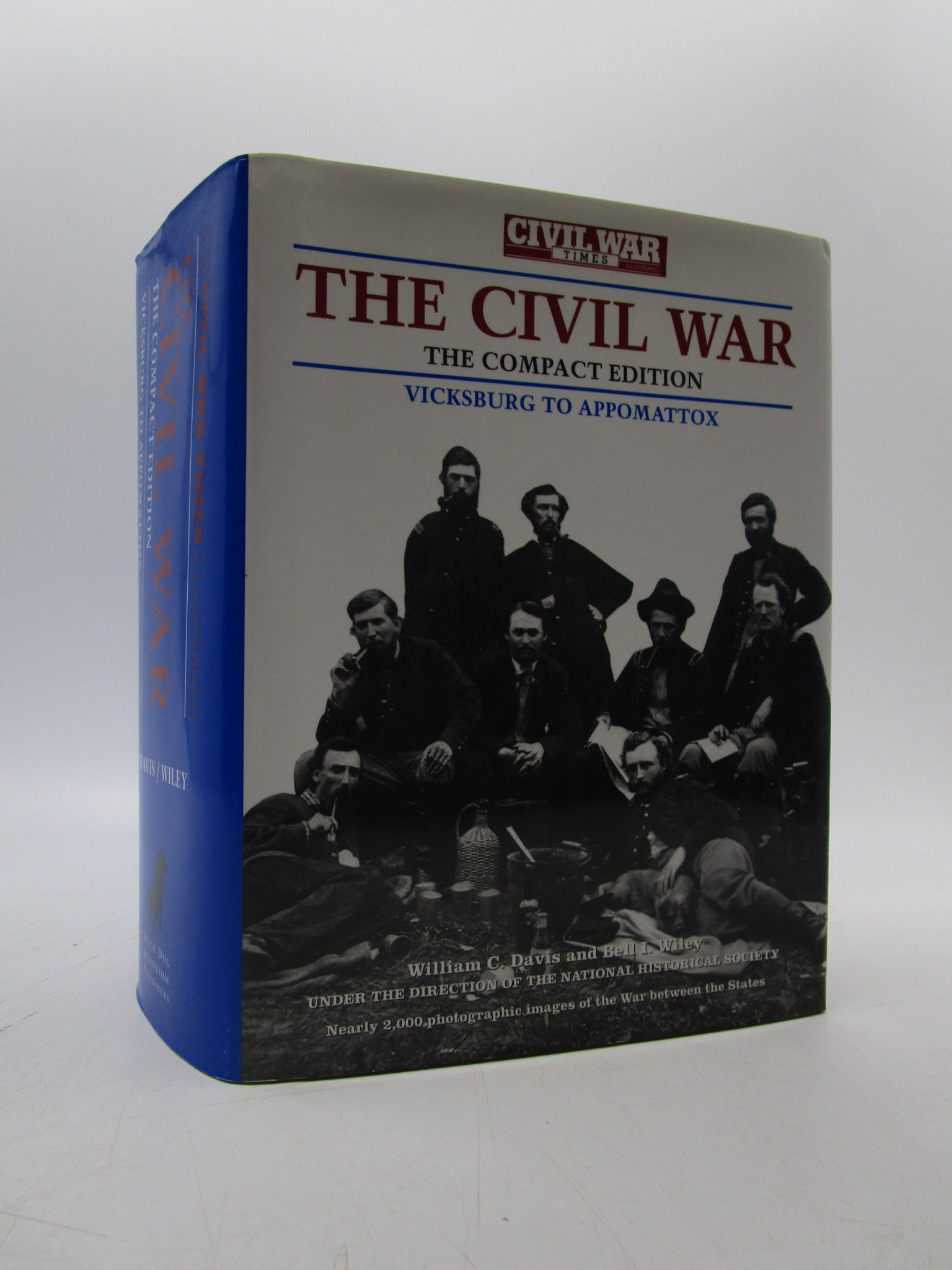 Image for Civil War: The Compact Edition: VIcksburg to Appomattox) 3 volumes in one