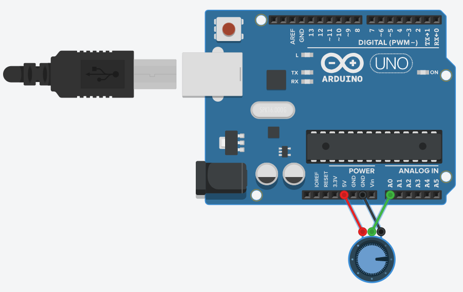 Arduino Grimoire Analog-Read