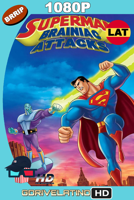 Superman: Brainiac Ataca (2006) BRRip 1080p Latino-Inglés MKV