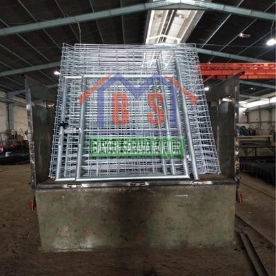 081231111660 Pabrik Pagar Besi BRC Sidoajo