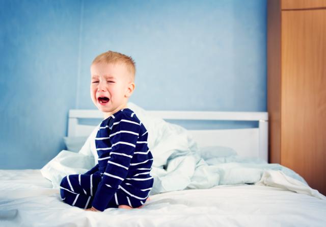 Причины ночных истерик у детей 2 лет