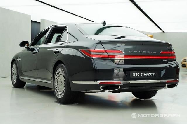Genesis G90 Restyling (2019) 46