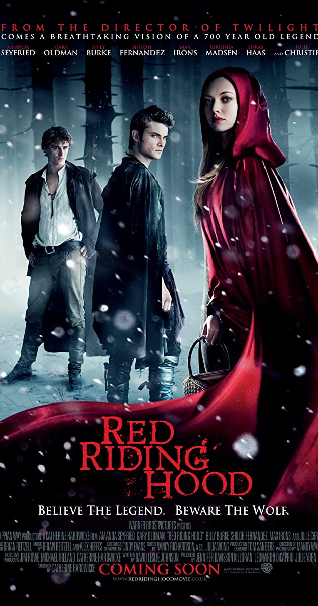 Red Riding Hood (2020) Uncut Bangla Dubbing Movie 1080p Bluray 700MB